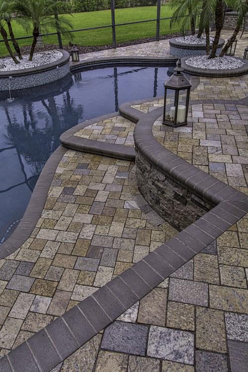 Granite Pavers Lutz Florida FL - Granite patio pavers