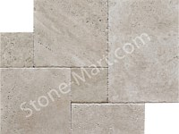 Travertine Colors