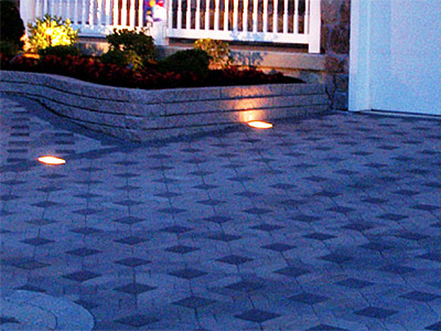 Solar Paver Lighting Lutz Florida Fl